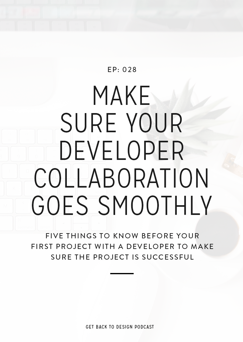 Getting ready for your first collaboration can take a lot of work and preparation. Here are some tips to make your developer collaboration go smoothly.