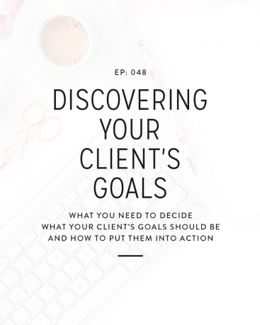 048: Discovering Your Client's Goals
