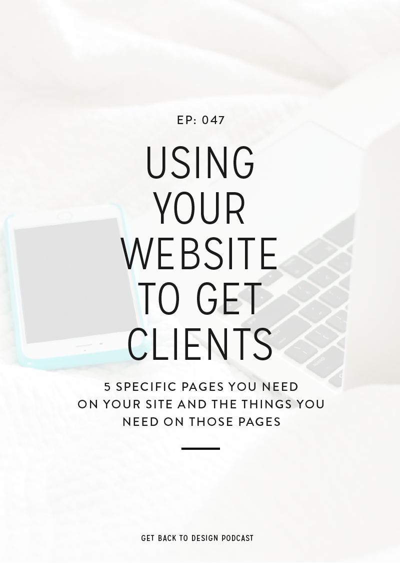 The most asked question we see is how to get more clients. In fact, your marketing may be amazing, but your website is keeping people from booking. In this episode, we're going over how you can make sure your website is helping you book clients not repel them on each and every page.