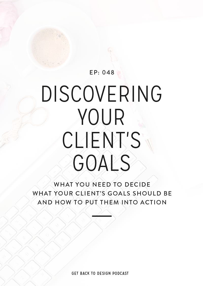 Find out how to go about discovering your client's goals for their website along with a few quick tips for putting those goals into action.