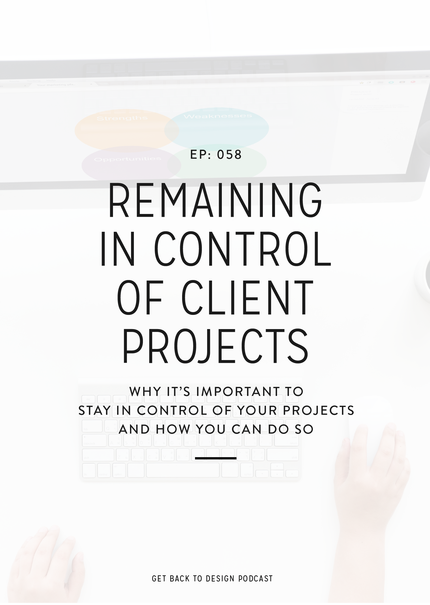 When starting out, it's common to let clients walk all over you or not know how to make them give you the guidance you need throughout projects. Since this is such a common struggle, today we'll go over why it's so important to stay in control of client projects and what steps you can take to do it.
