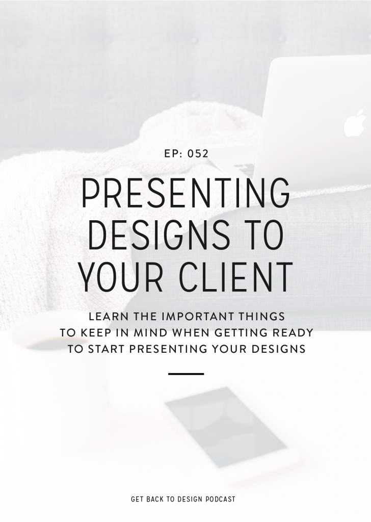 The benefits of presenting your website designs to your clients in a more formal way has come up time and time again in previous episodes. In this episode, we're going over why it's important to present your designs to your clients and how you can start doing exactly that.