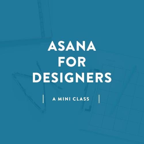 Asana For Designers