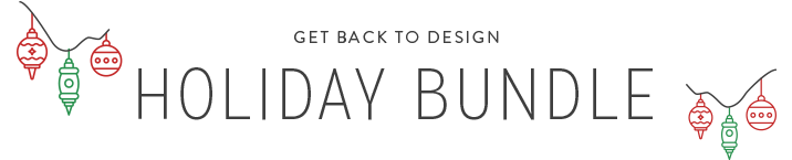 Get Back To Design Bundle Coupons and Promo Code